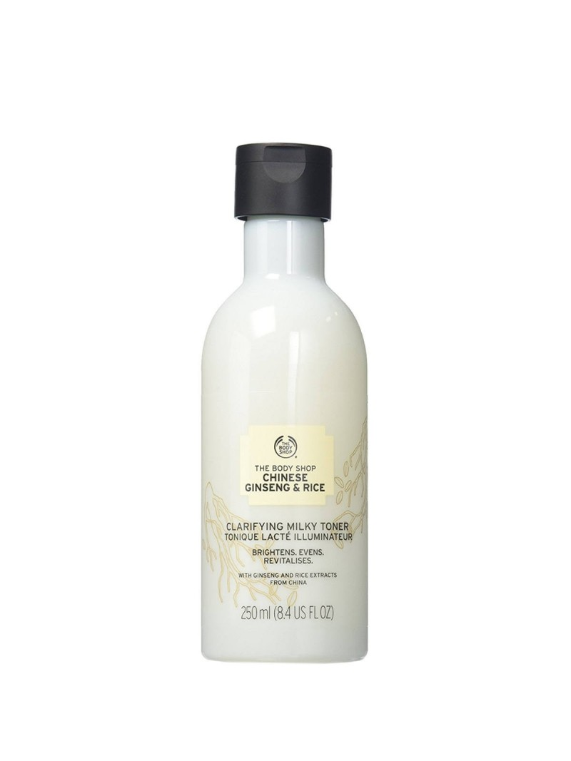 The Body Shop Chinese Ginseng & Rice Clarifying Milky Toner