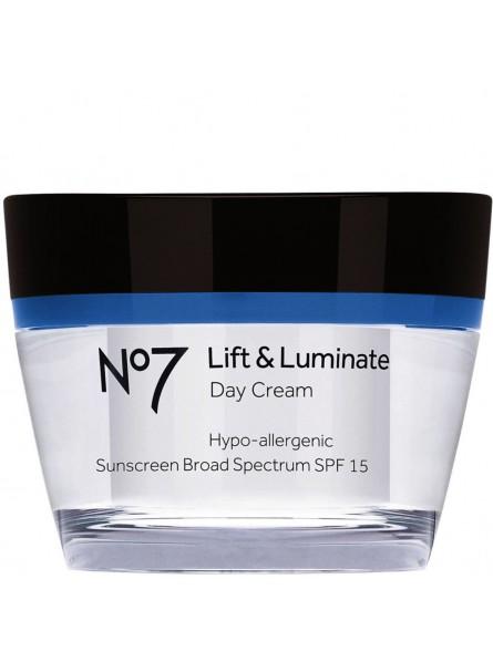 No7 Lift & Luminate Day Cream SPF 15 50ml